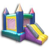 Brinca-Brinca con Tobogán 5x3 Mini