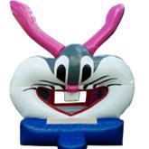 Brinca Brinca con Figura de Conejo 3x4