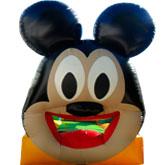 Brinca Brinca con Figura de Mickey Mouse 3x4