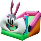 Tobogán con Figura de Conejo 7x4