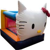Brinca Brinca con Figura de Hello Kitty 3x4